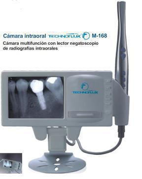 CÁMARA INTRAORAL TECHNOFLUX M-168